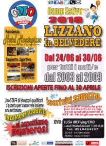 LIZZANO CAMP 2018